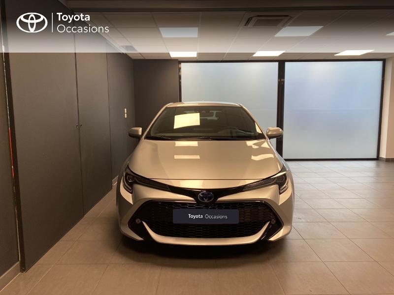 Photo 5 de l'offre de TOYOTA Corolla 122h Design MY20 à 22990€ chez Altis - Toyota Lorient