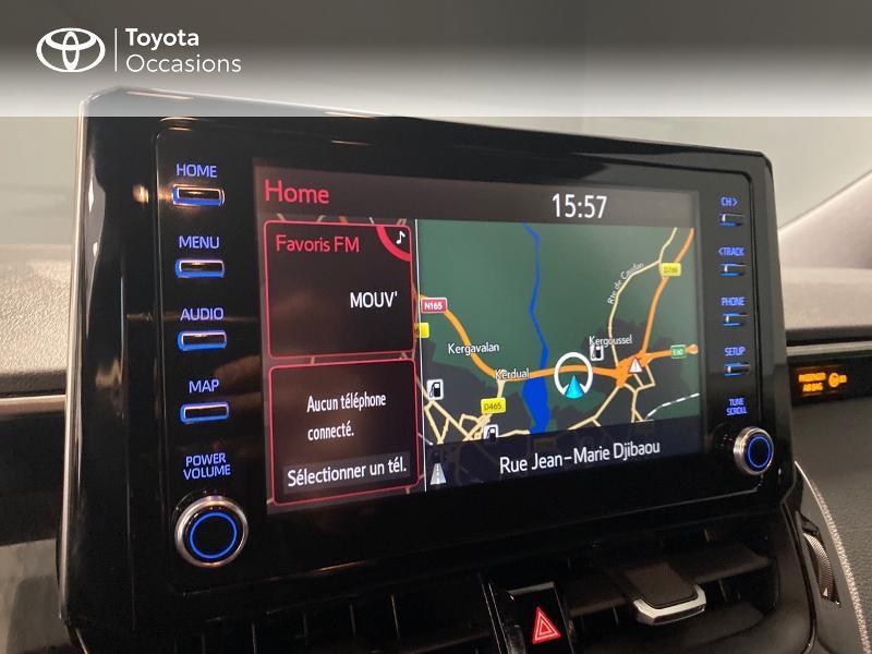 Photo 11 de l'offre de TOYOTA Corolla 122h Design MY20 à 22990€ chez Altis - Toyota Lorient