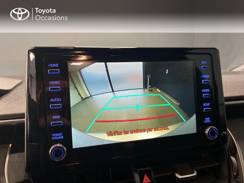 Photo 20 de l'offre de TOYOTA Corolla 122h Design MY20 à 22990€ chez Altis - Toyota Lorient