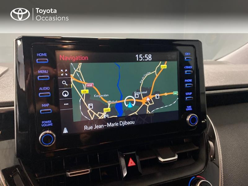 Photo 19 de l'offre de TOYOTA Corolla 122h Design MY20 à 22990€ chez Altis - Toyota Lorient