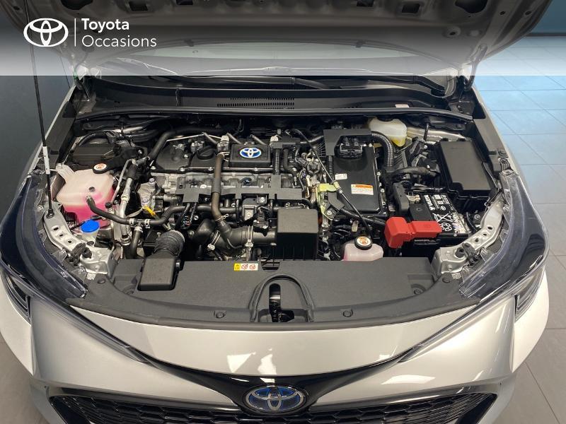 Photo 21 de l'offre de TOYOTA Corolla 122h Design MY20 à 22990€ chez Altis - Toyota Lorient