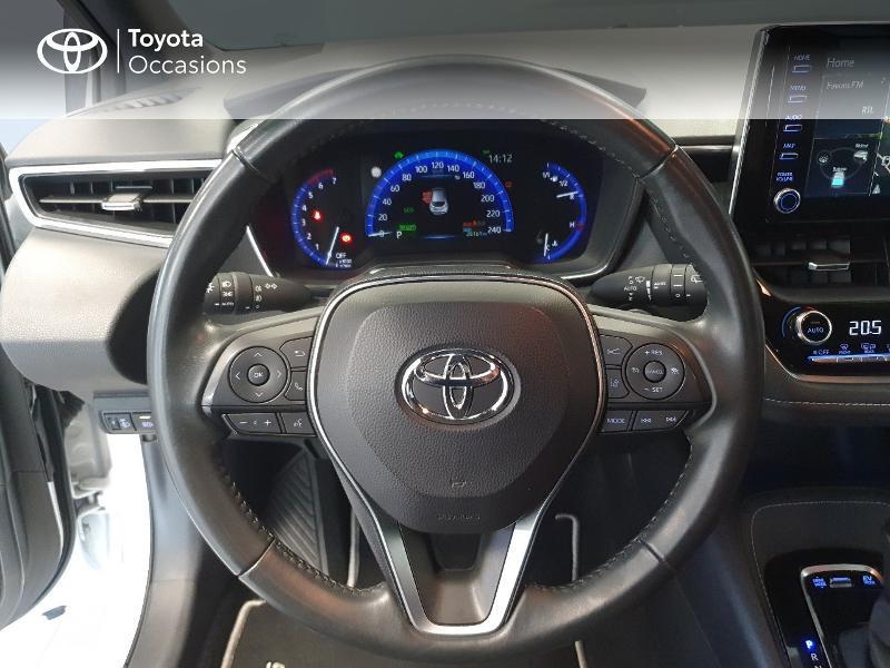 Photo 13 de l'offre de TOYOTA Corolla 122h Design MY20 à 20990€ chez Altis - Toyota Lorient