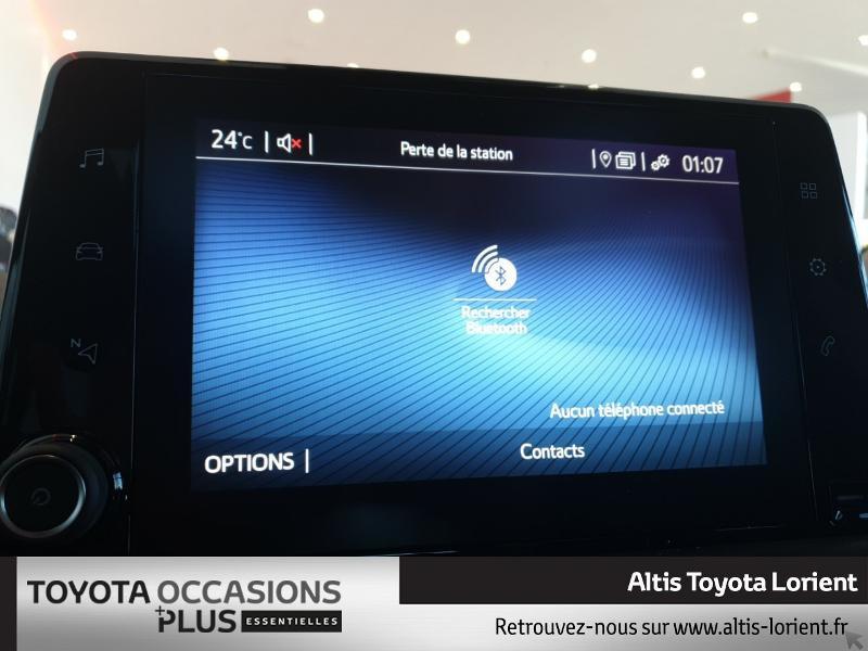 Photo 9 de l'offre de TOYOTA ProAce City Verso Medium 1.5 100 D-4D Design à 29490€ chez Altis - Toyota Lorient
