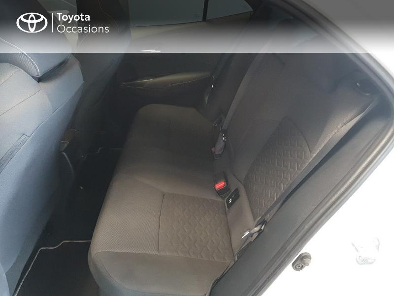 Photo 7 de l'offre de TOYOTA Corolla 122h Design MY20 à 20990€ chez Altis - Toyota Lorient