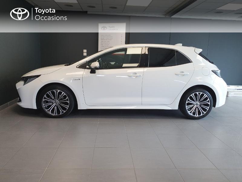 Photo 3 de l'offre de TOYOTA Corolla 122h Design MY20 à 20990€ chez Altis - Toyota Lorient
