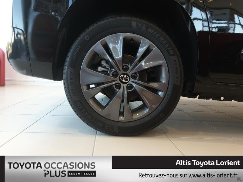 Photo 4 de l'offre de TOYOTA ProAce City Verso Medium 1.5 100 D-4D Design à 29490€ chez Altis - Toyota Lorient