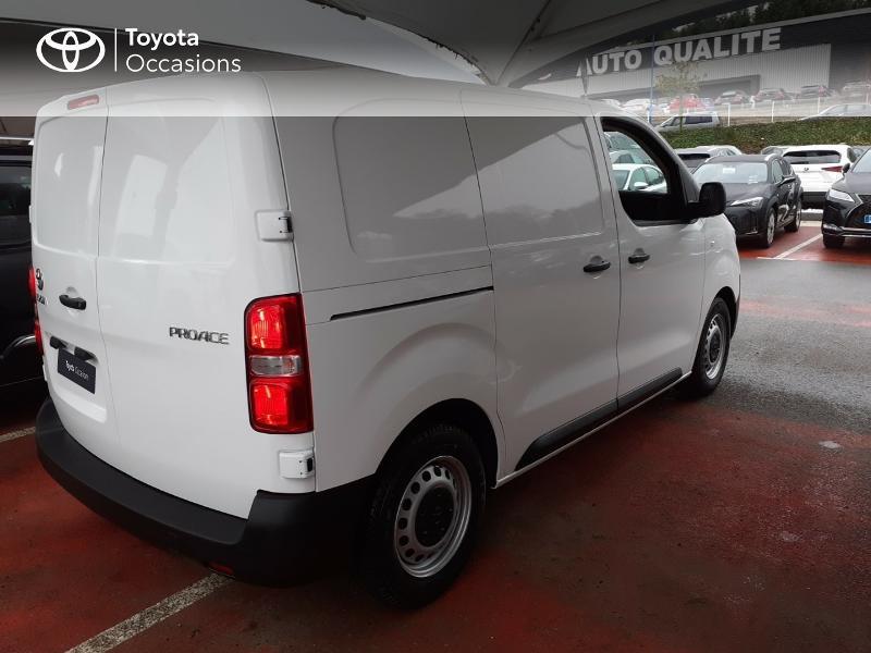 Photo 18 de l'offre de TOYOTA PROACE Compact 1.5 D-4D 100 Dynamic MY20 à 22490€ chez Altis - Toyota Lorient