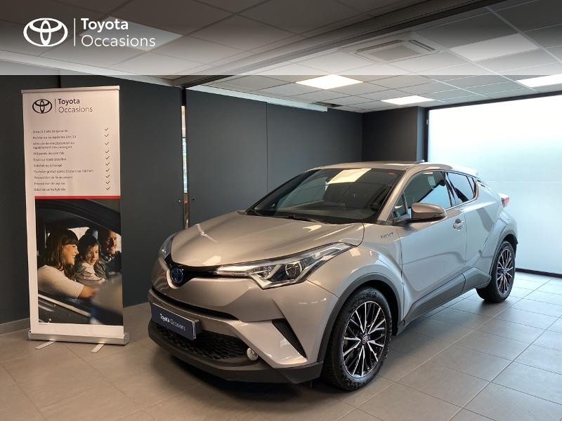 Toyota C-HR 122h Edition 2WD E-CVT Hybride GRIS Occasion à vendre