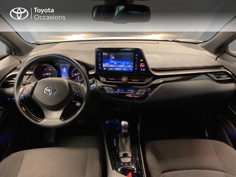 Photo 12 de l'offre de TOYOTA C-HR 122h Edition 2WD E-CVT RC18 à 20590€ chez Altis - Toyota Lorient