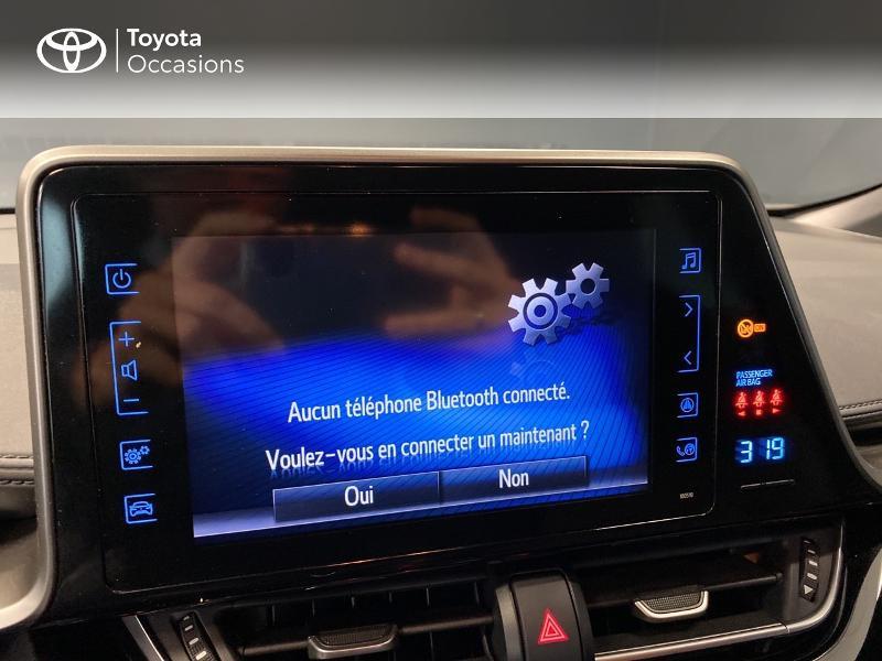 Photo 9 de l'offre de TOYOTA C-HR 122h Edition 2WD E-CVT RC18 à 20590€ chez Altis - Toyota Lorient