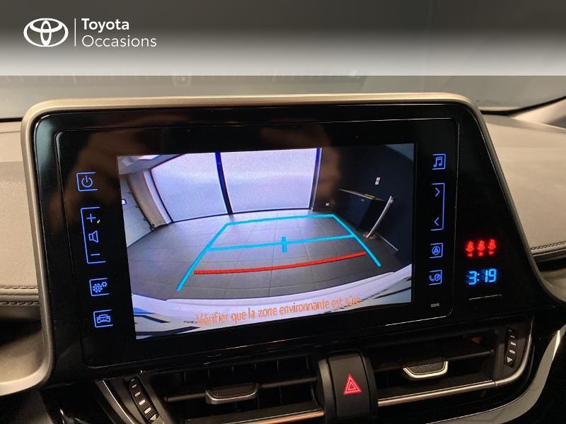 Photo 13 de l'offre de TOYOTA C-HR 122h Edition 2WD E-CVT RC18 à 20590€ chez Altis - Toyota Lorient