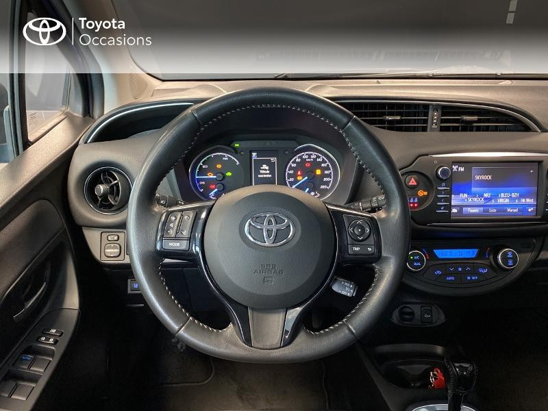 Photo 11 de l'offre de TOYOTA Yaris 100h Dynamic 5p RC18 à 13990€ chez Altis - Toyota Lorient