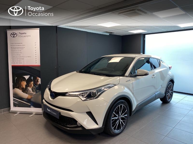Photo 1 de l'offre de TOYOTA C-HR 122h Edition 2WD E-CVT RC18 à 20590€ chez Altis - Toyota Lorient
