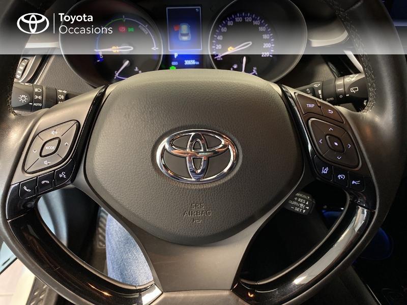 Photo 19 de l'offre de TOYOTA C-HR 122h Edition 2WD E-CVT RC18 à 20590€ chez Altis - Toyota Lorient