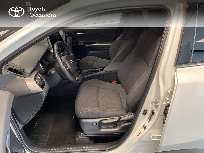 Photo 6 de l'offre de TOYOTA C-HR 122h Edition 2WD E-CVT RC18 à 20590€ chez Altis - Toyota Lorient