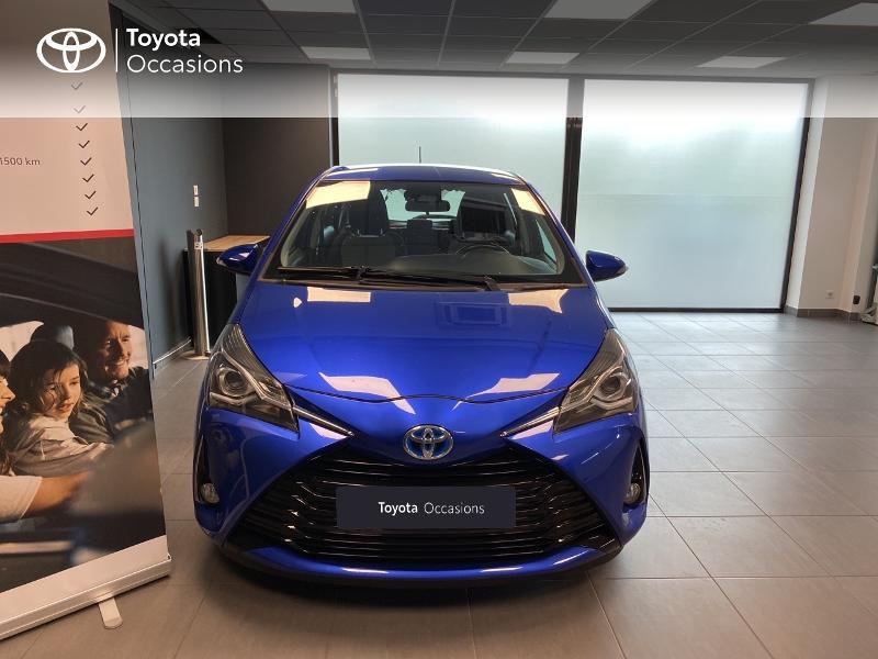 Photo 5 de l'offre de TOYOTA Yaris 100h Dynamic 5p RC18 à 13990€ chez Altis - Toyota Lorient