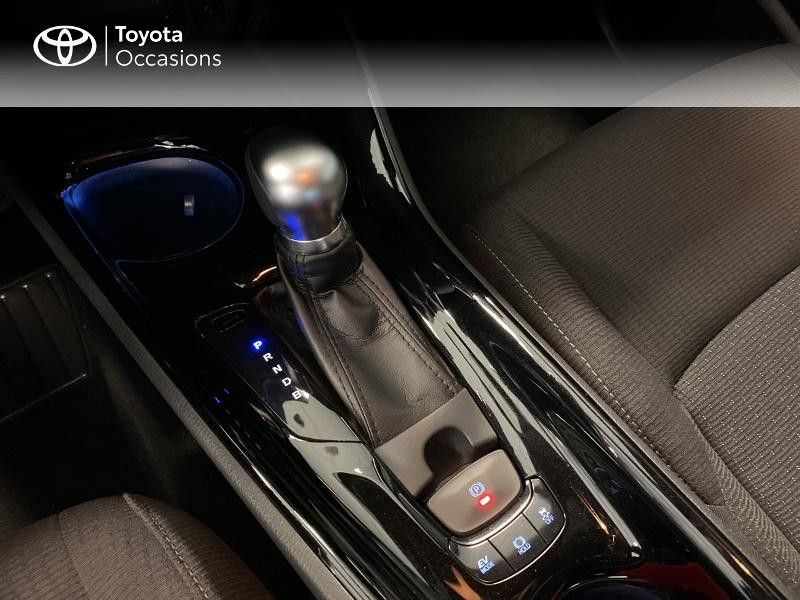 Photo 15 de l'offre de TOYOTA C-HR 122h Edition 2WD E-CVT RC18 à 20590€ chez Altis - Toyota Lorient