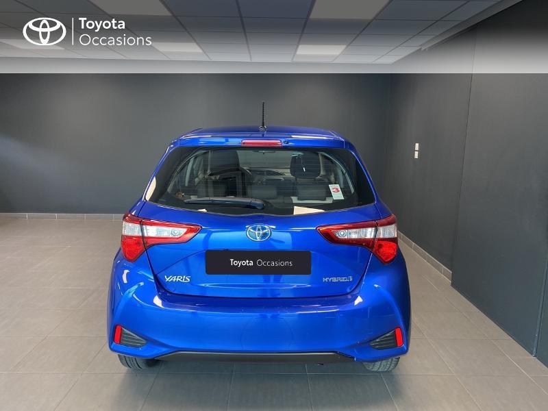 Photo 4 de l'offre de TOYOTA Yaris 100h Dynamic 5p RC18 à 13990€ chez Altis - Toyota Lorient