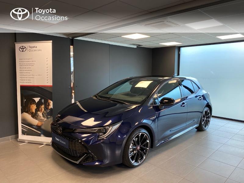 Toyota Corolla 122h GR Sport MY21 Hybride BLEU Occasion à vendre