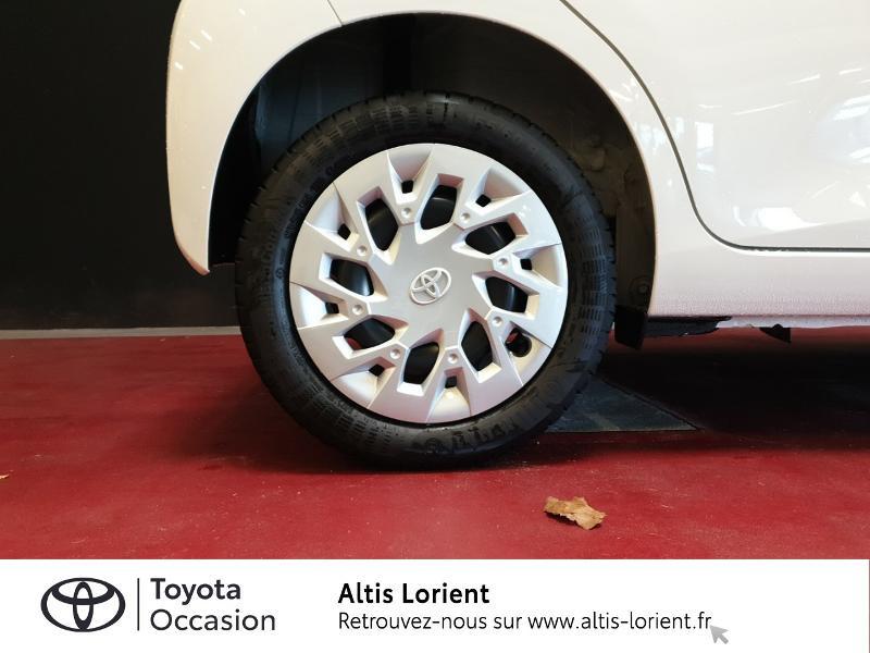 Photo 4 de l'offre de TOYOTA Aygo 1.0 VVT-i 72ch x-play 5p MY20 à 11890€ chez Altis - Toyota Lorient