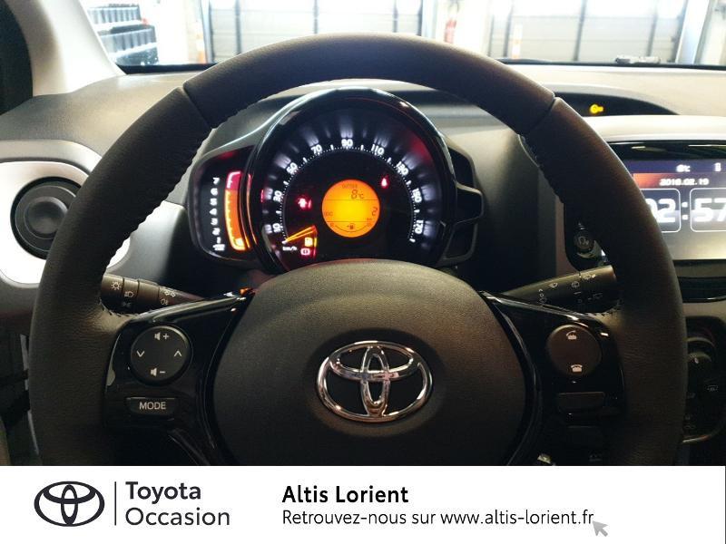 Photo 6 de l'offre de TOYOTA Aygo 1.0 VVT-i 72ch x-play 5p MY20 à 11890€ chez Altis - Toyota Lorient