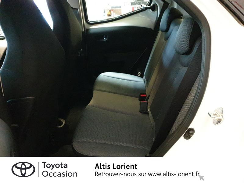 Photo 14 de l'offre de TOYOTA Aygo 1.0 VVT-i 72ch x-play 5p MY20 à 11890€ chez Altis - Toyota Lorient