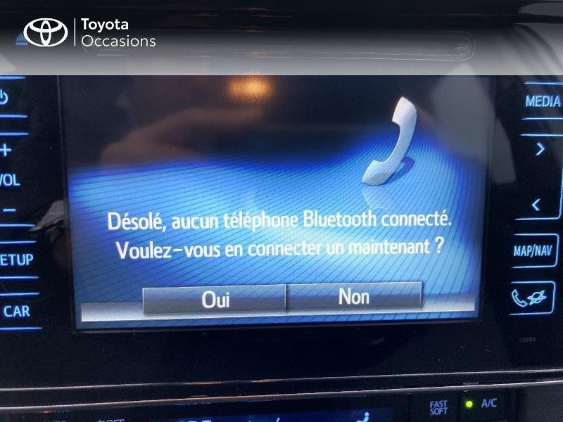 Photo 20 de l'offre de TOYOTA Auris HSD 136h Collection à 17980€ chez Altis - Toyota Vannes