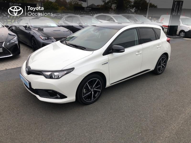 Photo 21 de l'offre de TOYOTA Auris HSD 136h Collection à 17980€ chez Altis - Toyota Vannes