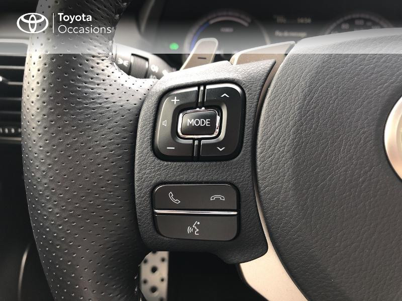 Photo 16 de l'offre de LEXUS NX 300h 4WD F SPORT Executive Euro6d-T à 44980€ chez Altis - Toyota Vannes
