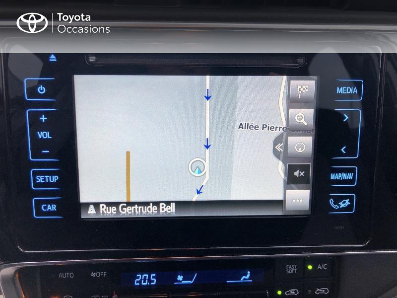 Photo 7 de l'offre de TOYOTA Auris HSD 136h Collection à 17980€ chez Altis - Toyota Vannes