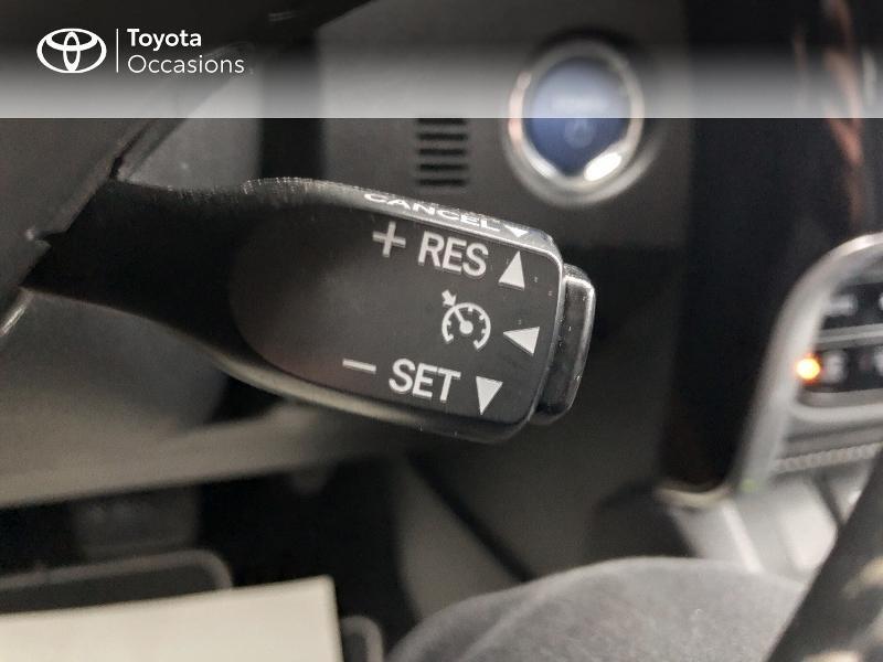 Photo 10 de l'offre de TOYOTA Auris HSD 136h Collection à 17980€ chez Altis - Toyota Vannes