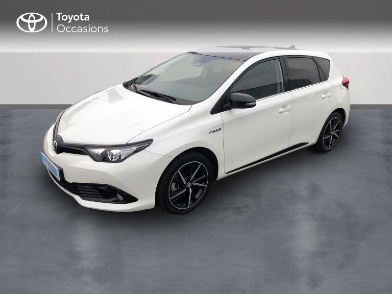 Photo 1 de l'offre de TOYOTA Auris HSD 136h Collection à 17980€ chez Altis - Toyota Vannes