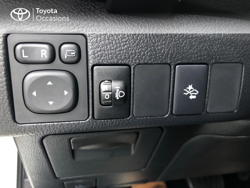 Photo 16 de l'offre de TOYOTA Auris HSD 136h Collection à 17980€ chez Altis - Toyota Vannes
