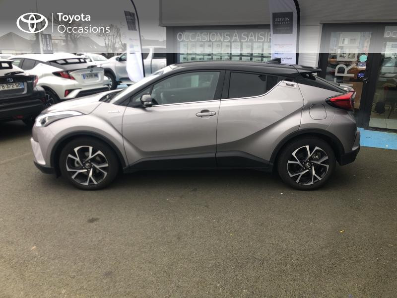 Photo 23 de l'offre de TOYOTA C-HR 122h Design 2WD E-CVT RC18 à 22890€ chez Altis - Toyota Vannes