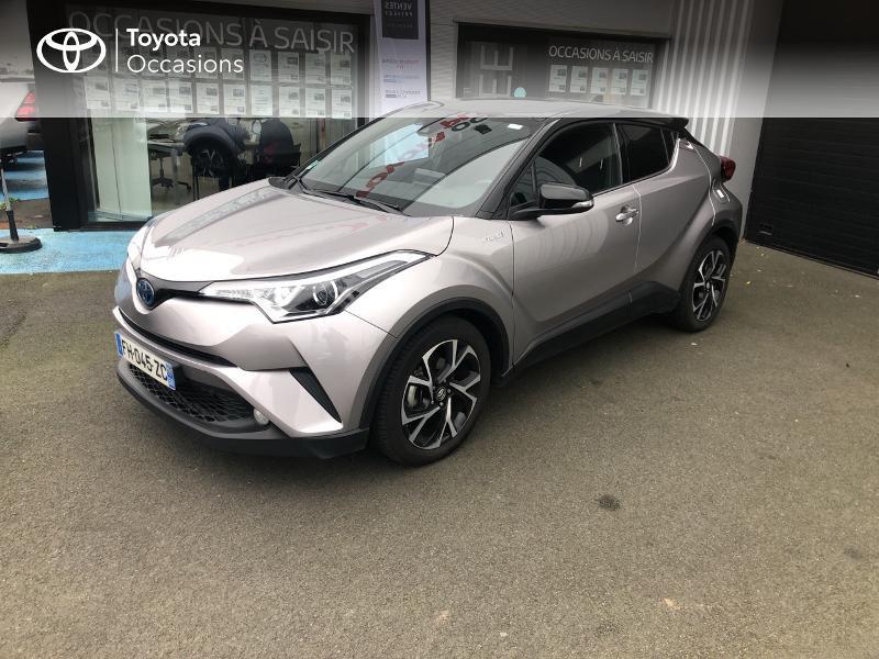 Photo 21 de l'offre de TOYOTA C-HR 122h Design 2WD E-CVT RC18 à 22890€ chez Altis - Toyota Vannes