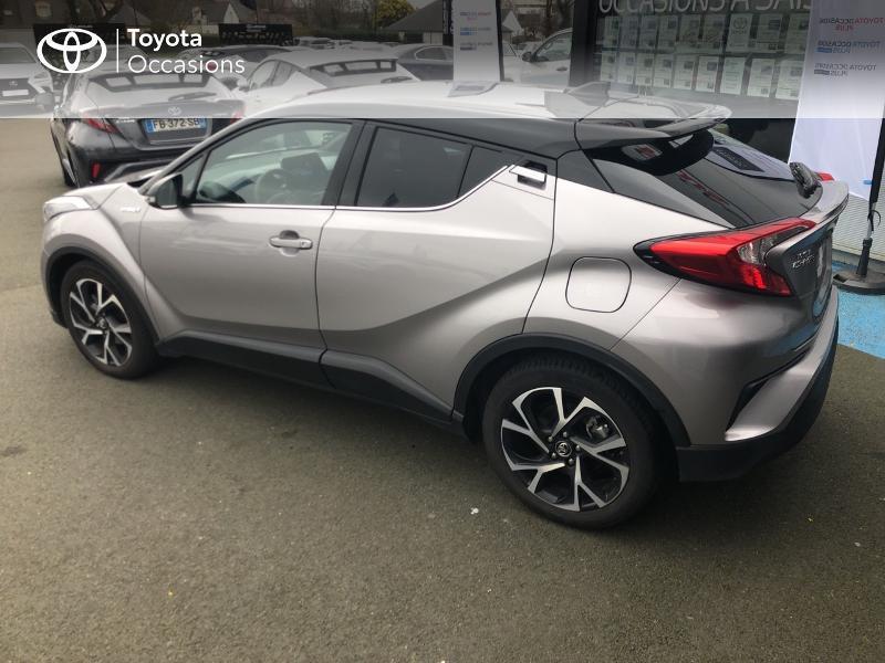 Photo 22 de l'offre de TOYOTA C-HR 122h Design 2WD E-CVT RC18 à 22890€ chez Altis - Toyota Vannes