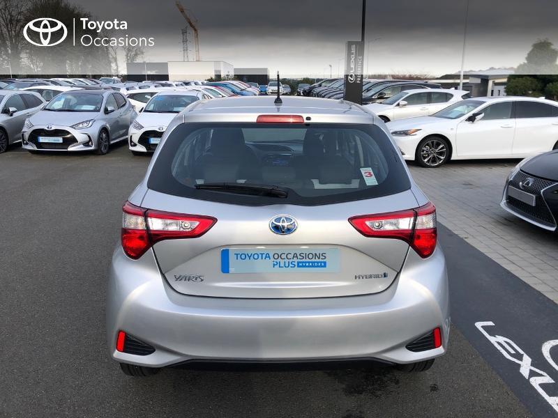 Photo 27 de l'offre de TOYOTA Yaris 100h Dynamic 5p à 13980€ chez Altis - Toyota Vannes