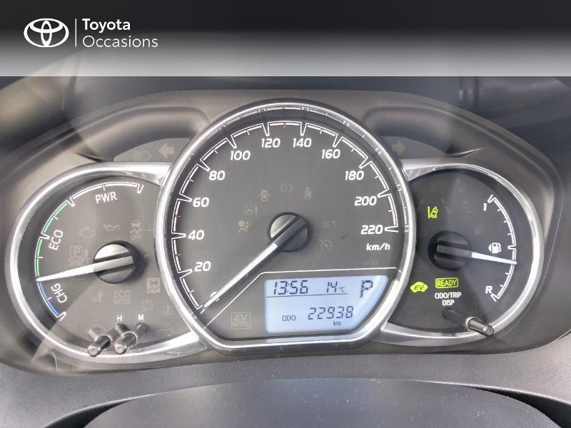 Photo 13 de l'offre de TOYOTA Yaris 100h Dynamic 5p à 13980€ chez Altis - Toyota Vannes