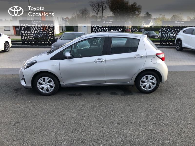 Photo 26 de l'offre de TOYOTA Yaris 100h Dynamic 5p à 13980€ chez Altis - Toyota Vannes