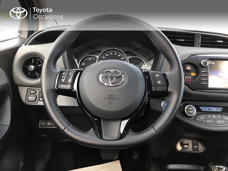 Photo 9 de l'offre de TOYOTA Yaris 100h Dynamic 5p à 13980€ chez Altis - Toyota Vannes