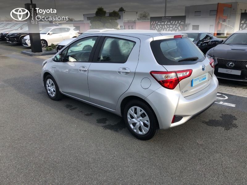 Photo 25 de l'offre de TOYOTA Yaris 100h Dynamic 5p à 13980€ chez Altis - Toyota Vannes
