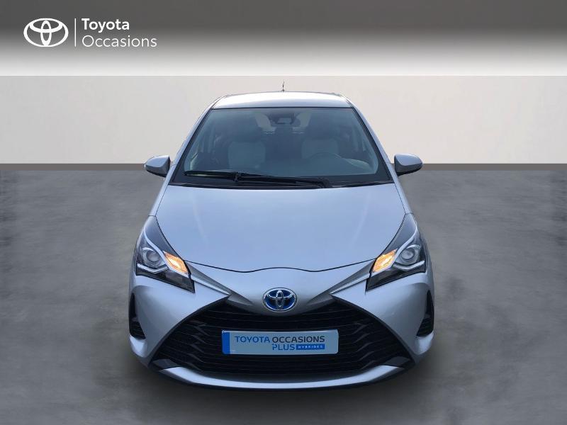 Photo 5 de l'offre de TOYOTA Yaris 100h Dynamic 5p à 13980€ chez Altis - Toyota Vannes
