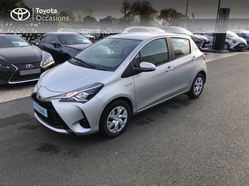 Photo 1 de l'offre de TOYOTA Yaris 100h Dynamic 5p à 13980€ chez Altis - Toyota Vannes