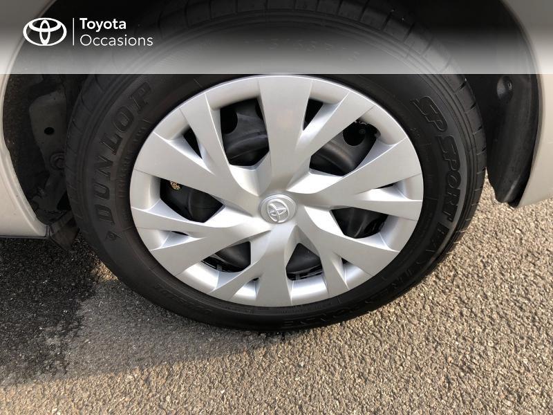 Photo 16 de l'offre de TOYOTA Yaris 100h Dynamic 5p à 13980€ chez Altis - Toyota Vannes
