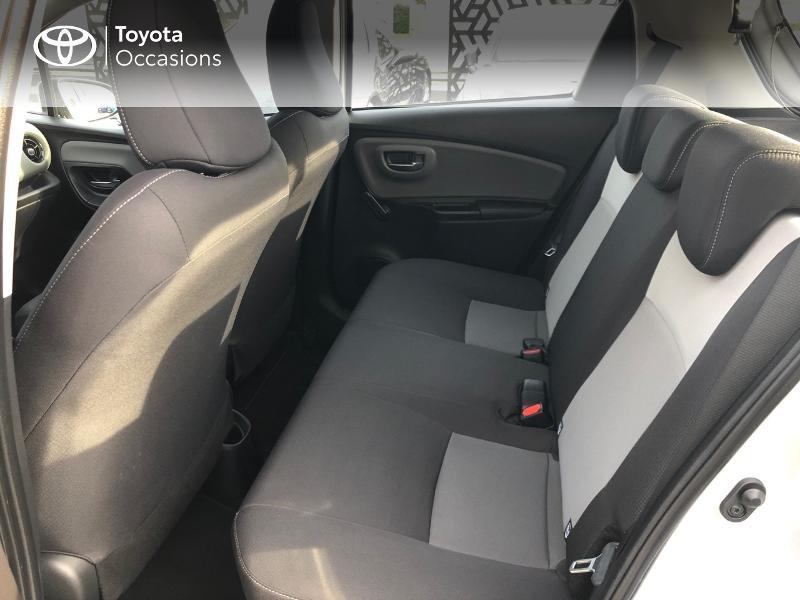 Photo 12 de l'offre de TOYOTA Yaris 100h Dynamic 5p à 13980€ chez Altis - Toyota Vannes