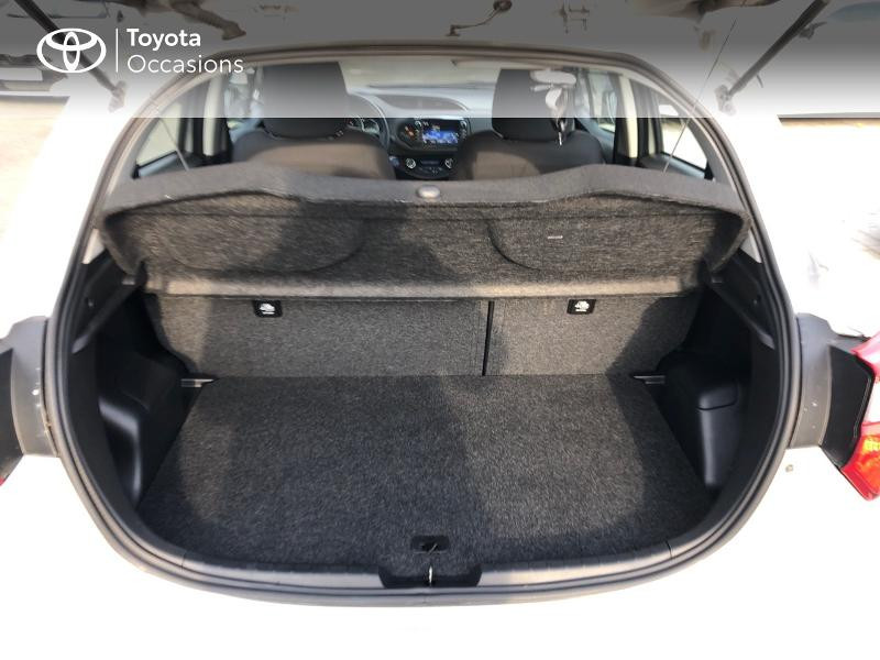 Photo 10 de l'offre de TOYOTA Yaris 100h Dynamic 5p à 13980€ chez Altis - Toyota Vannes