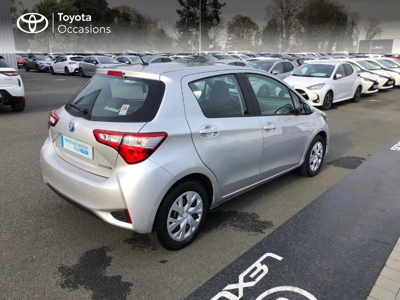 Photo 18 de l'offre de TOYOTA Yaris 100h Dynamic 5p à 13980€ chez Altis - Toyota Vannes