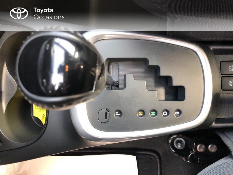 Photo 23 de l'offre de TOYOTA Yaris 100h Dynamic 5p à 13980€ chez Altis - Toyota Vannes
