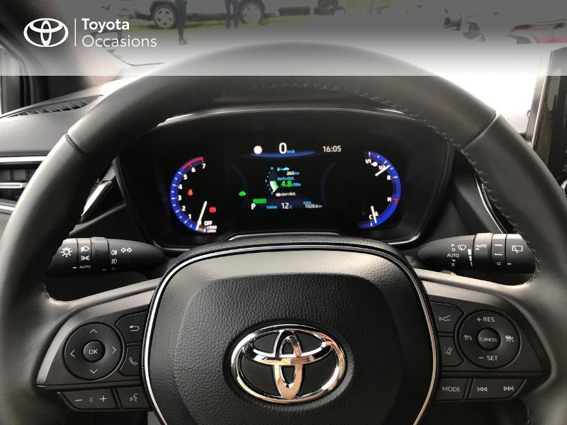 Photo 13 de l'offre de TOYOTA Corolla 122h Design à 23480€ chez Altis - Toyota Vannes