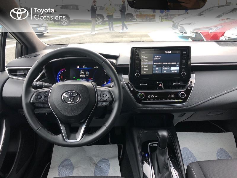 Photo 8 de l'offre de TOYOTA Corolla 122h Design à 23480€ chez Altis - Toyota Vannes